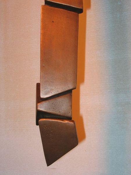 o.T., Bronze, 60x10x10cm