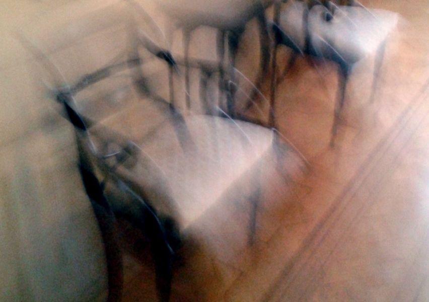 Im Schloß, Fotografie, 70x50cm