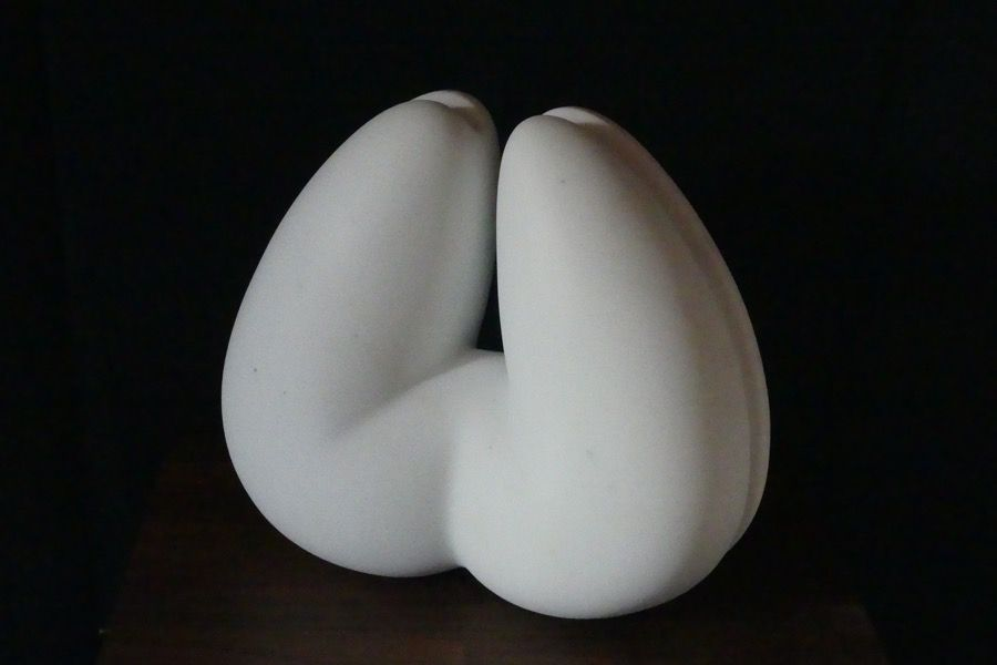 Coco de Mar, Mamor, 30x30x15cm