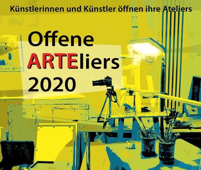 Plakat Offene ARTE 2020